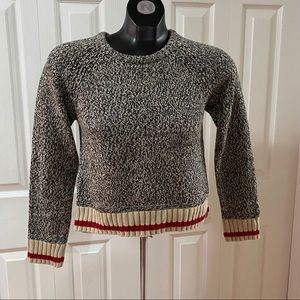 Roots Cabin Sweater Youth XL